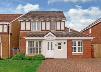 Thumbnail 4 bed detached house for sale in Sycamore Glade, Livingston, Livingston