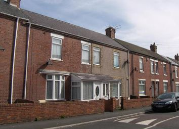 Thumbnail 2 bedroom terraced house for sale in Cleveland Terrace, Newbiggin-By-The-Sea
