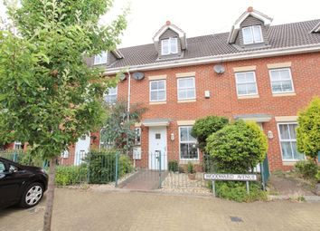 Thumbnail 3 bed terraced house for sale in Woodward Avenue, Chilwell, Beeston, Nottingham