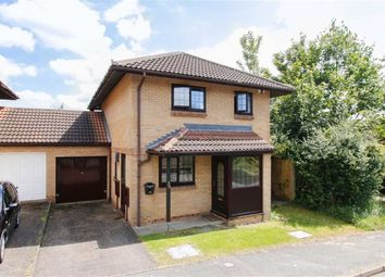 Thumbnail 3 bedroom link-detached house for sale in Petworth, Great Holm, Milton Keynes