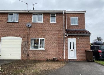 3 bed end terrace house for sale in Simcoe Leys, Chellaston, Derby, Derbyshire DE73