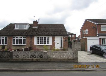 Thumbnail 2 bed bungalow to rent in Martin Close, Denton