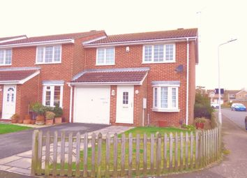 Thumbnail 3 bed semi-detached house for sale in Cromwell Park Place, Folkestone
