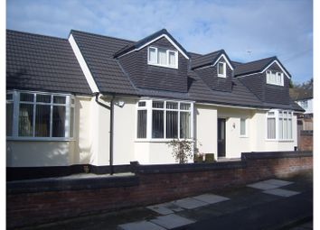 Thumbnail 3 bed detached bungalow for sale in Druidsville Road, Liverpool