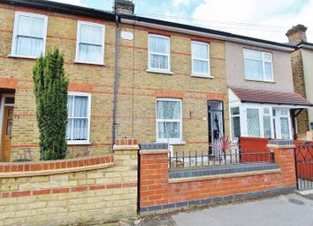 Thumbnail 2 bedroom terraced house for sale in Hainault Road, Romford