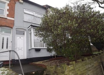 Thumbnail 3 bedroom terraced house for sale in St. Thomas Road, Erdington, Birmingham