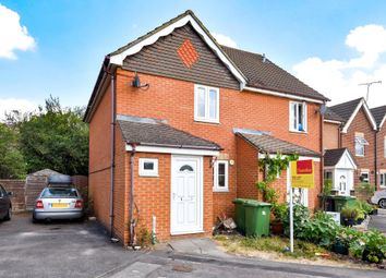 Thumbnail End terrace house for sale in Orwell Drive, Didcot