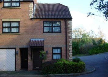 Thumbnail 2 bed terraced house to rent in Beech Court, Rugby, Warwickshire