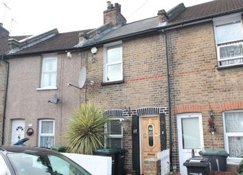 Thumbnail 2 bedroom terraced house for sale in Railway Street, Northfleet, Gravesend, Kent