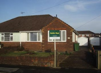 Thumbnail 2 bed bungalow for sale in Wingate Drive, Southampton