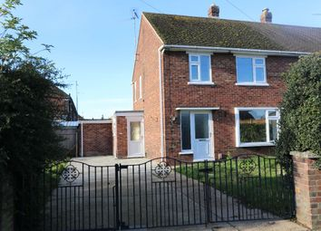 3 bed semi-detached house to rent in Grosvenor Road, Wisbech PE13