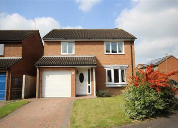 Thumbnail 4 bed detached house for sale in Tyburn Close, Grange Park, Swindon