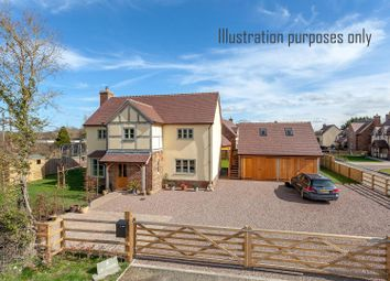 Thumbnail 4 bed detached house for sale in Six The Paddocks, Winforton, Nr Hereford
