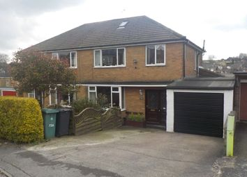Thumbnail 3 bed semi-detached house for sale in Arthur Grove, Bradford Road, Birstall, Batley