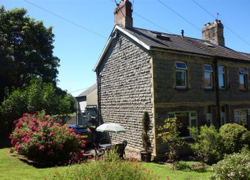 Thumbnail 2 bed end terrace house for sale in Taff Cottages, Cog Road, Sully