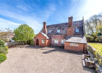 Thumbnail 4 bed property for sale in School Road, Ruyton XI Towns, Shrewsbury, Shropshire