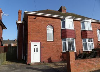 Thumbnail 3 bed semi-detached house for sale in Greetwell Close, Lincoln