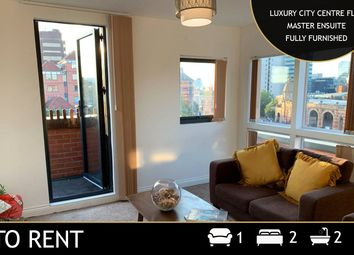 Thumbnail 2 bed flat to rent in Sangha Court, 6 Regent Street, Leicester