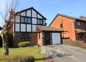 Thumbnail 4 bedroom detached house for sale in Key View, Darwen
