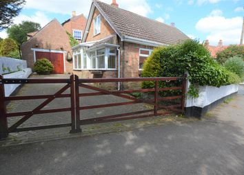 Thumbnail 1 bed detached bungalow for sale in Stonegate, Hunmanby, Filey