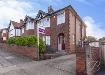 Thumbnail 3 bed semi-detached house for sale in West Bank Avenue, Mansfield