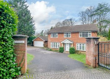 Thumbnail 5 bed detached house for sale in Headley Road, Leatherhead, Surrey