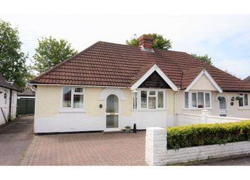 Thumbnail 2 bed bungalow for sale in Marlborough Grove, Fareham
