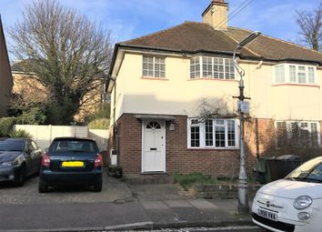Thumbnail 1 bed maisonette to rent in Hart Road, St Albans