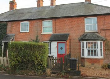 Thumbnail 2 bed terraced house for sale in Petersfield Road, Cheriton, Alresford