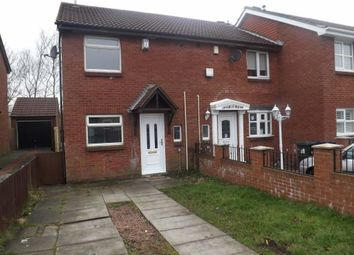 Thumbnail 3 bed semi-detached house to rent in Yatesbury Avenue, Newcastle Upon Tyne