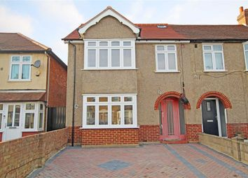Thumbnail 4 bedroom semi-detached house to rent in Worple Road, Isleworth