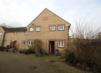 Thumbnail 1 bed end terrace house for sale in Eldrick Court, Feltham