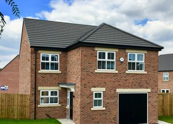 Thumbnail 4 bedroom detached house for sale in Windhill View, Barnsley, South Yorkshire