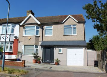 Thumbnail 5 bed end terrace house for sale in Greenstead Gardens, Woodford Green