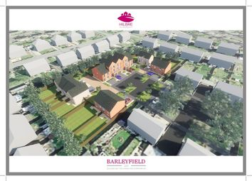 Thumbnail 3 bed semi-detached house for sale in Barleyfield, Heswall, Wirral