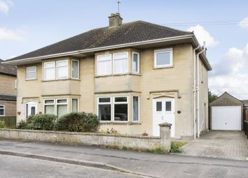 Thumbnail 3 bed semi-detached house for sale in Porlock Road, Bath
