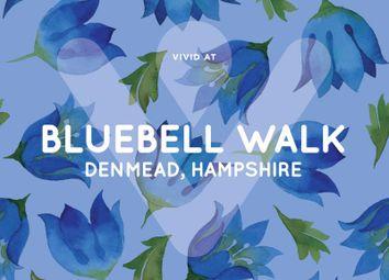 Bluebell Walk, Denmead, Waterlooville PO7. 3 bed terraced house