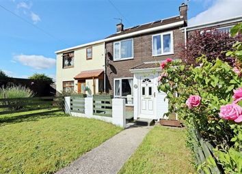 Thumbnail 3 bed terraced house for sale in Hazel Dene, Llanharry, Pontyclun