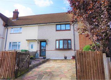 Thumbnail 2 bedroom terraced house for sale in Ridge Way, Dartford