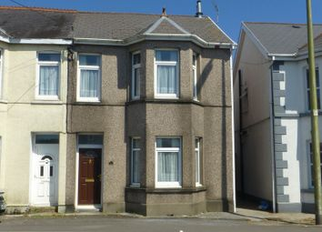 Thumbnail 2 bed semi-detached house for sale in Llandybie Road, Ammanford, Carmarthenshire.