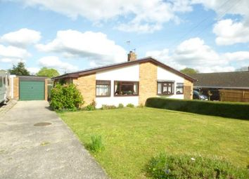 Thumbnail 2 bedroom bungalow for sale in Chedburgh, Bury St. Edmunds, Suffolk