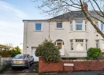 Thumbnail 5 bedroom semi-detached house for sale in Jenkinsville, Penarth