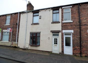 Thumbnail 3 bedroom terraced house for sale in North Road West, Wingate