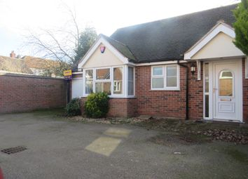 Thumbnail 3 bed detached bungalow for sale in Colchester Road, Weeley, Clacton-On-Sea