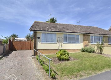 Thumbnail 2 bedroom semi-detached bungalow for sale in Arundel Close, Tuffley, Gloucester