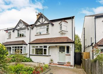 3 bed semi-detached house for sale in Purley Oaks Road, Sanderstead, South Croydon, . CR2