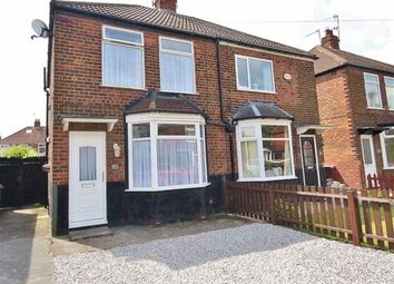Thumbnail 2 bed property for sale in Margaret Grove, Hessle, East Riding Of Yorkshire