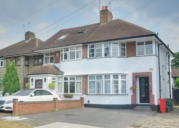 Thumbnail 3 bed semi-detached house for sale in Fieldway, Petts Wood, Orpington