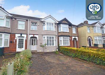 Thumbnail 2 bed terraced house for sale in Honiton Road, Wyken, Coventry