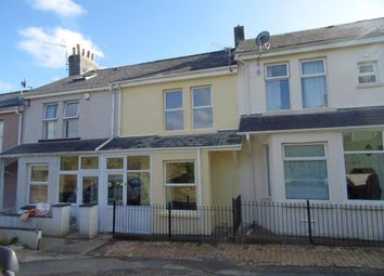 Thumbnail 3 bed terraced house to rent in Caradon Terrace, Saltash, Cornwall